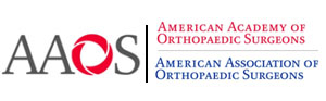 American academy of orthopedic surgeon logo