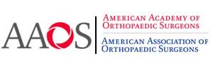 American academy of orthopedic surgeon logo