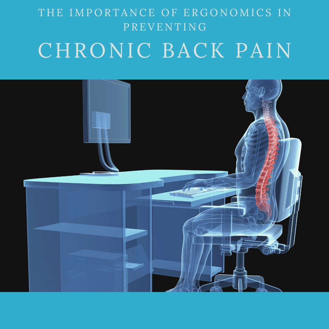 The Importance of Ergonomics in preventing chronic back pain
